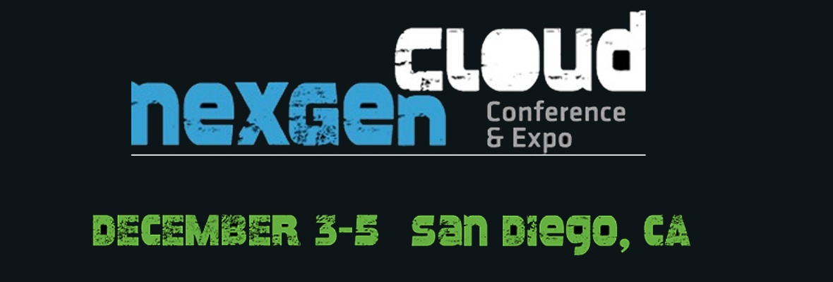 Join us at NexGen Cloud Conference