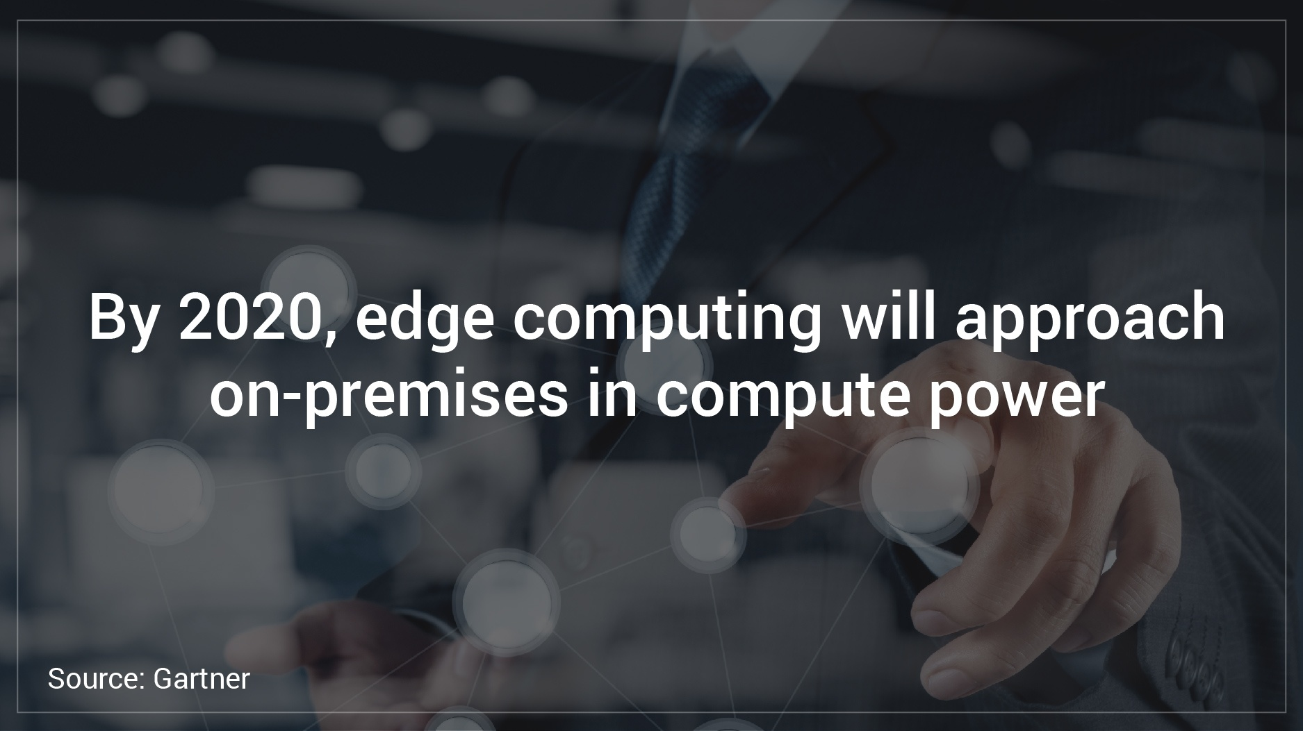 Are Your Ready For The Intelligent Edge?