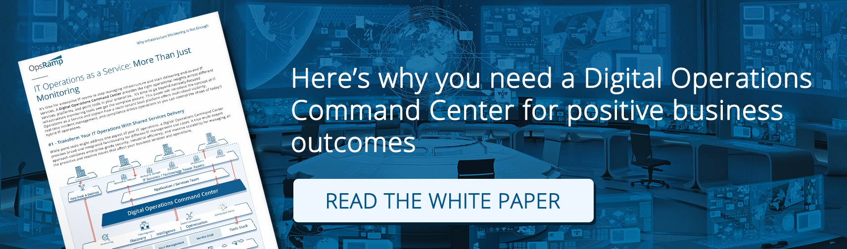 Here's Why You Need A Digital Operations Command Center