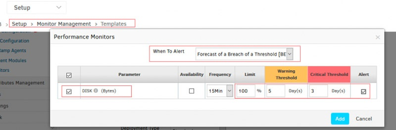 Forecast-Based-Alerts