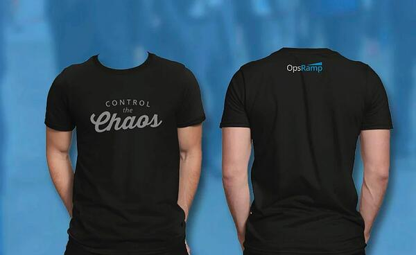 Grab Your Control The Chaos T-Shirts
