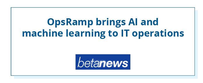 OpsRamp-betanews
