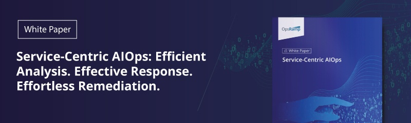 Service-Centric AIOps White Paper