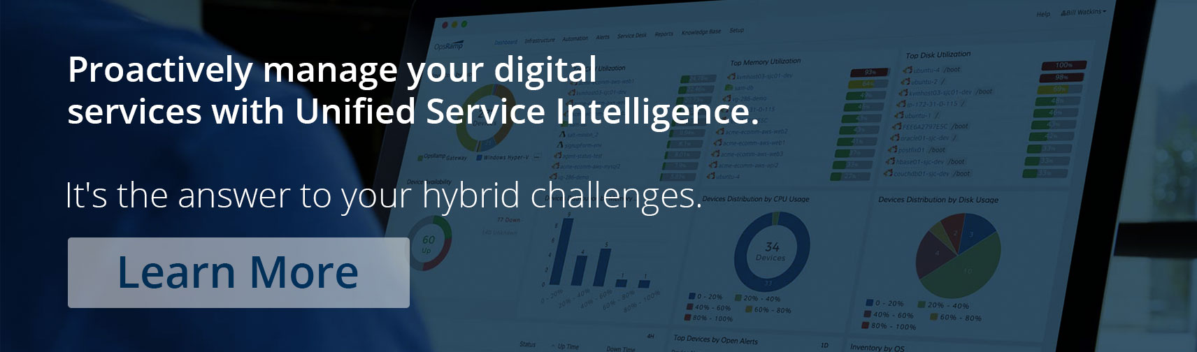 Unified Service Intelligence: The Answer To Your Hybrid Challenges