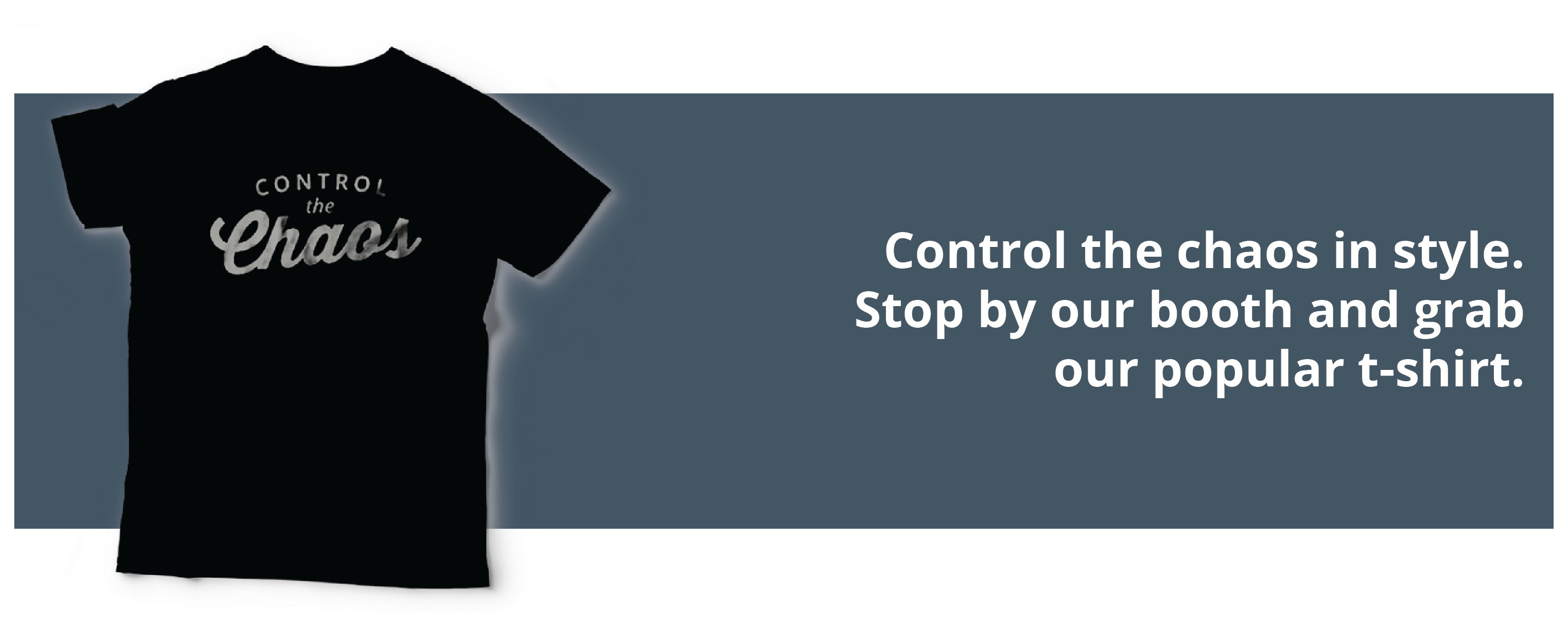 Control The Chaos T-Shirt