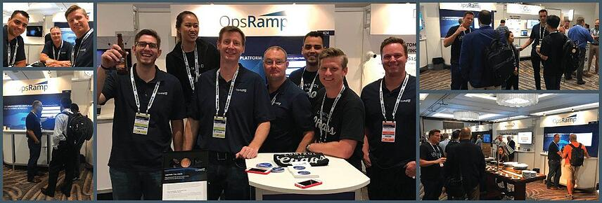 OpsRamp at Gartner Catalyst, San-Diego, 2019