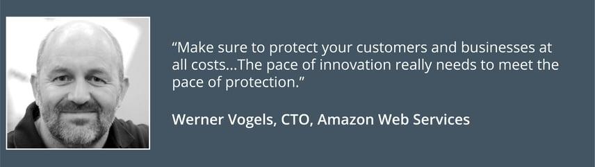 Werner Vogels, CTO, AWS