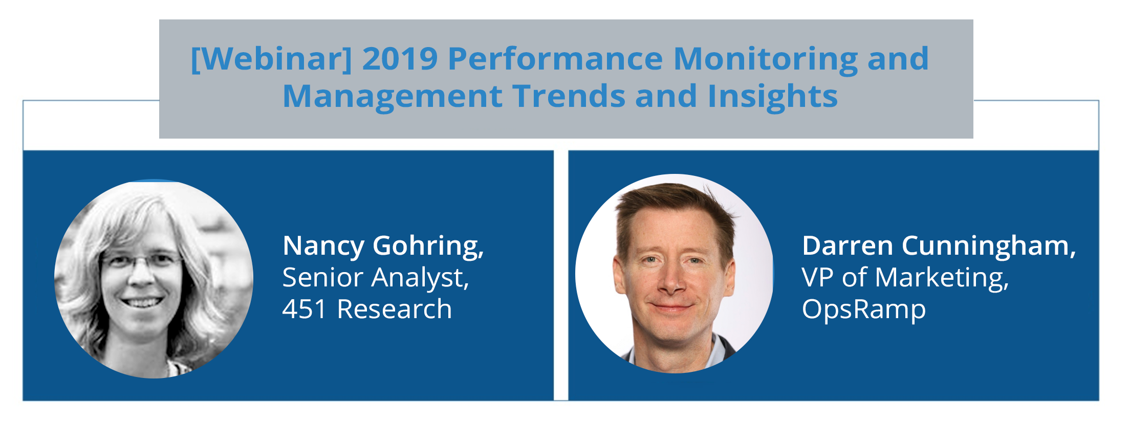 451 Research Webinar on Performance Monitoring