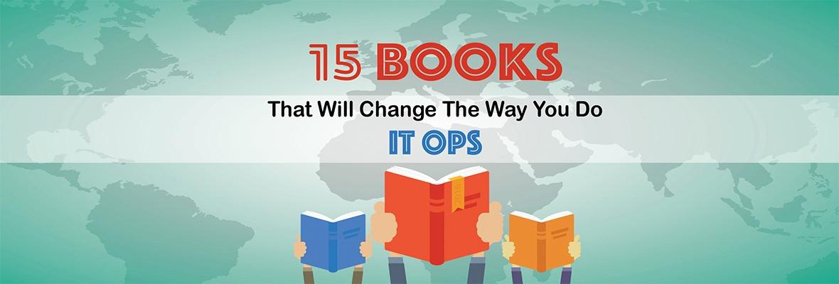 IT運用のやり方を変える15冊の本[SlideShare]