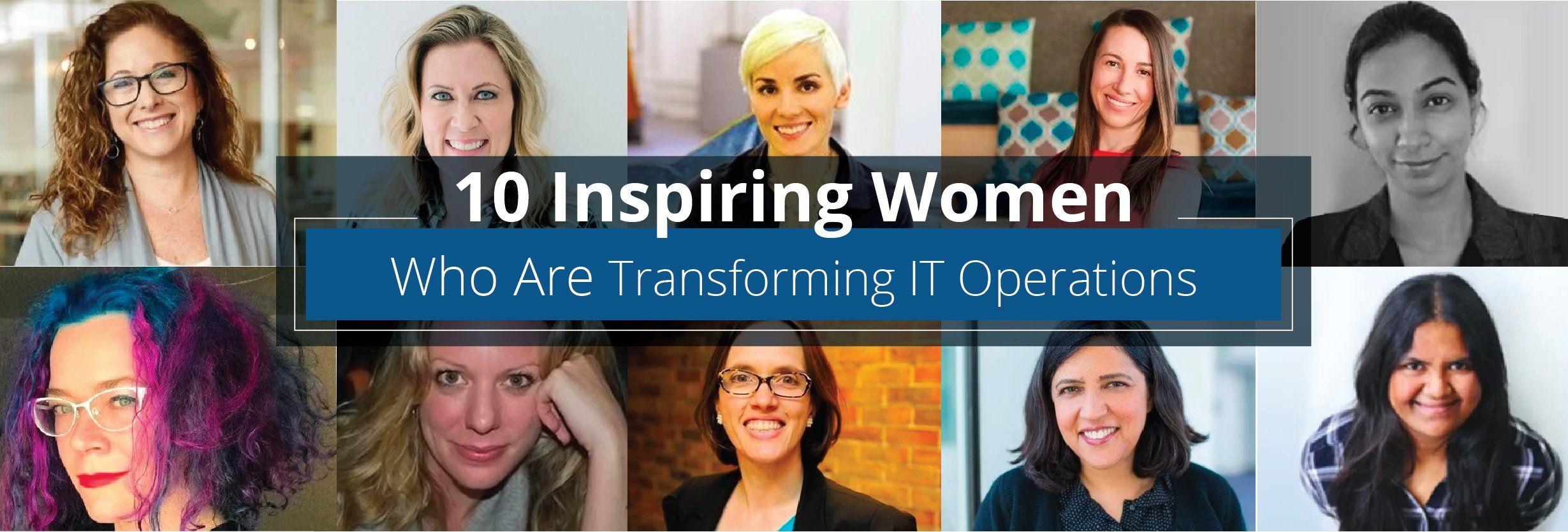 IT Ops / DevOps / SREの世界をより良い方向に変革している10人の刺激的な女性