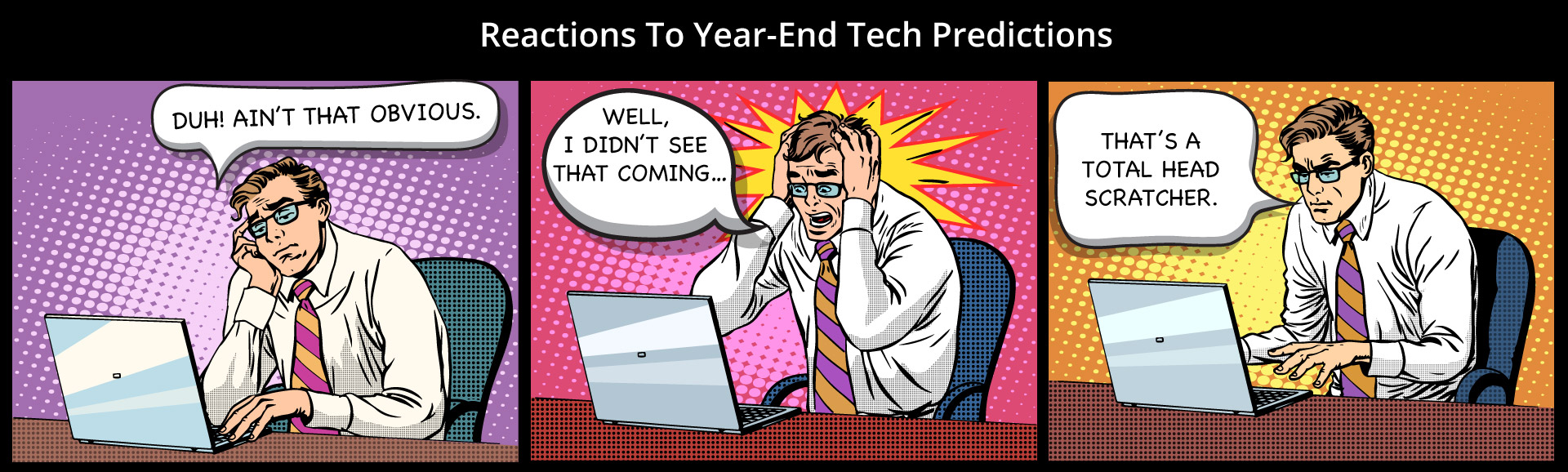 Analyst Predictions: How IT Pros React