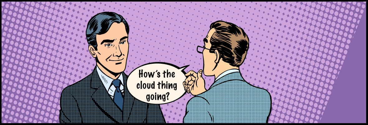 What's Slowing Down Enterprise Cloud Adoption? And, How Do You Fix It?