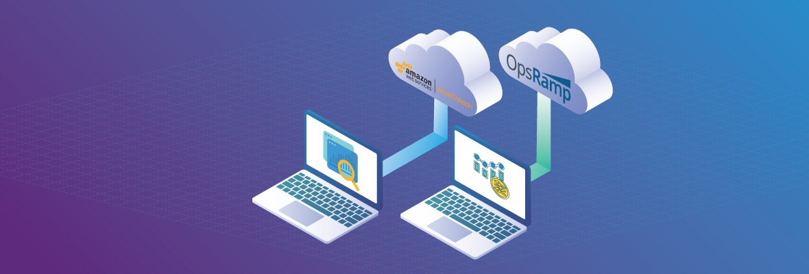 AWS CloudWatch + OpsRamp: Real-Time Performance Insights For Cloud-Native Services