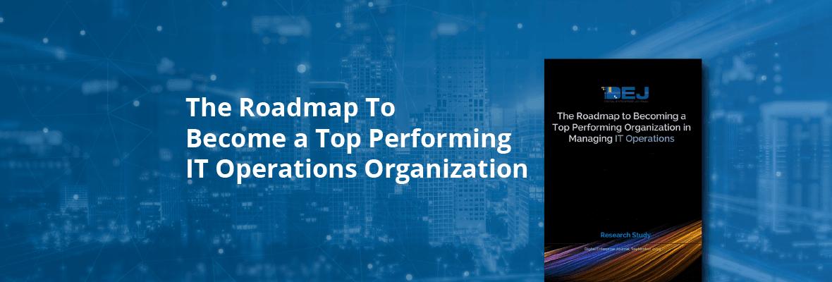 [レポート]トップパフォーマンスのIT運用組織になるためのロードマップ