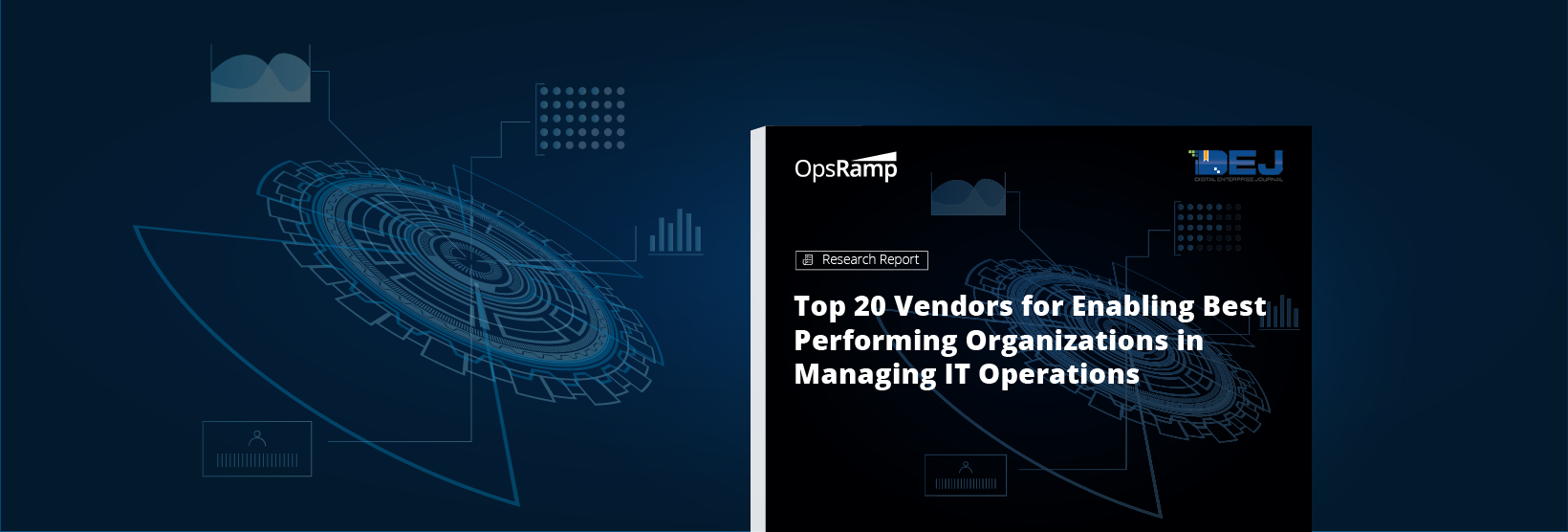 Digital Enterprise Journal, 451 Research, and Gartner Highlight OpsRamp's Platform for Hybrid Infrastructure Monitoring and Service-Centric AIOps