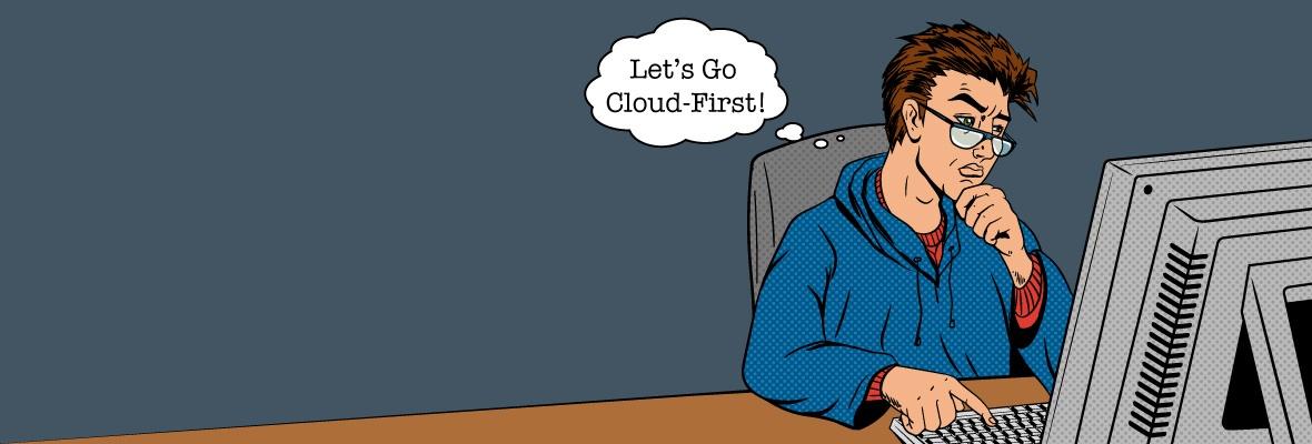 5 Cloud Adoption Stats That Explain The Emergence of Cloud-First Enterprises