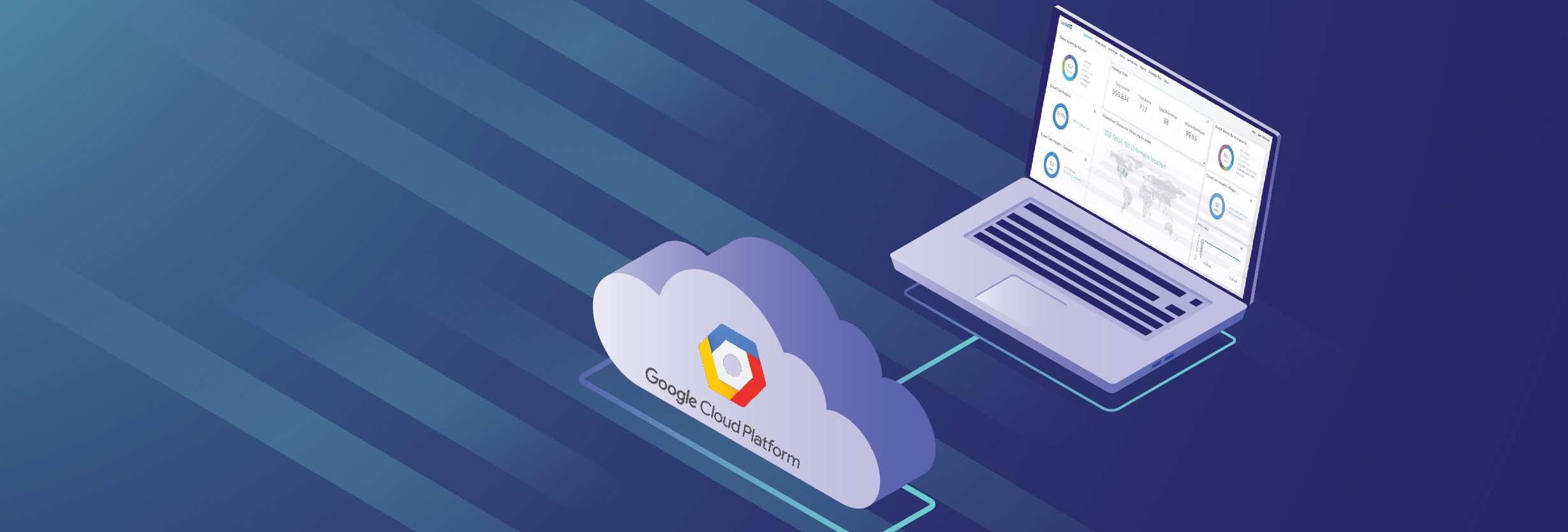Using Google Cloud Platform In Your Enterprise? Gain Instant Insights and Repair Issues Faster With OpsRamp's Google Cloud Platform Monitoring.