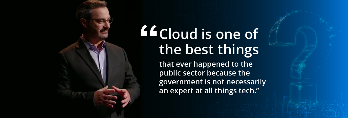 How Are Governments Approaching Cloud Adoption and Digital Transformation?