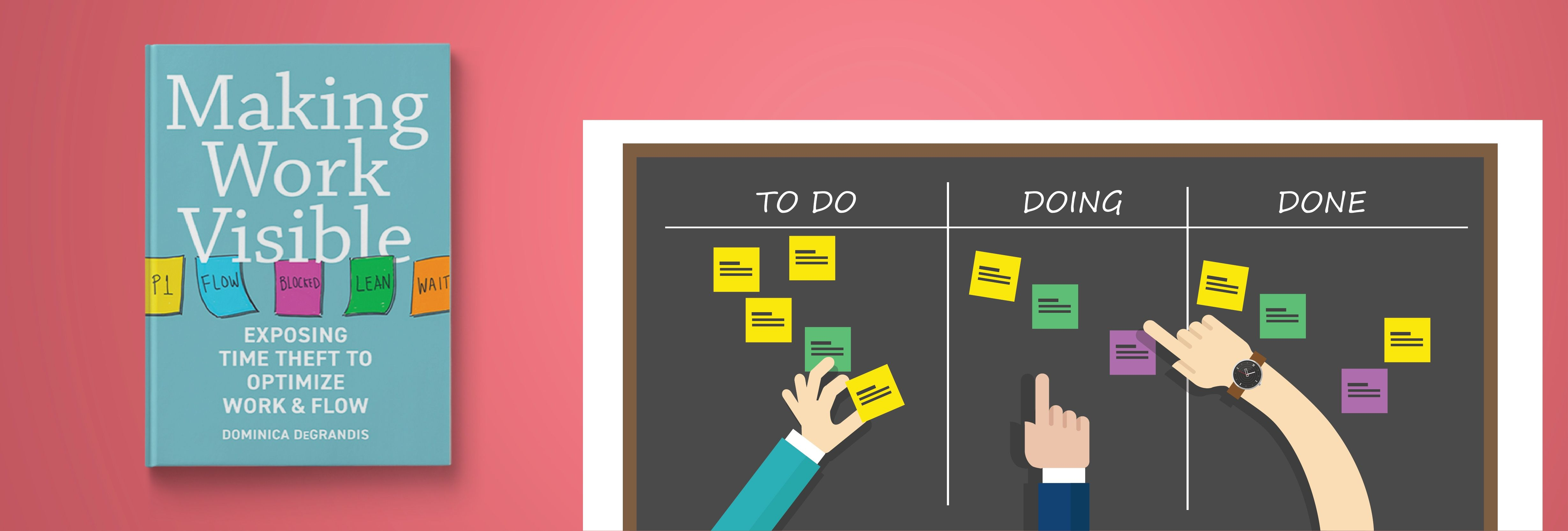 Making Work Visible: How To Use Kanban To Conquer Your To-Do-List And Do Your Best Work