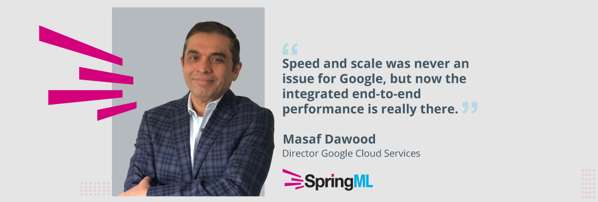 Masaf Dawood on Google Cloud's Compelling Enterprise Story