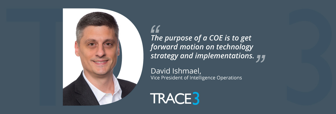 Partner Chat: Trace3 on Centers of Excellence