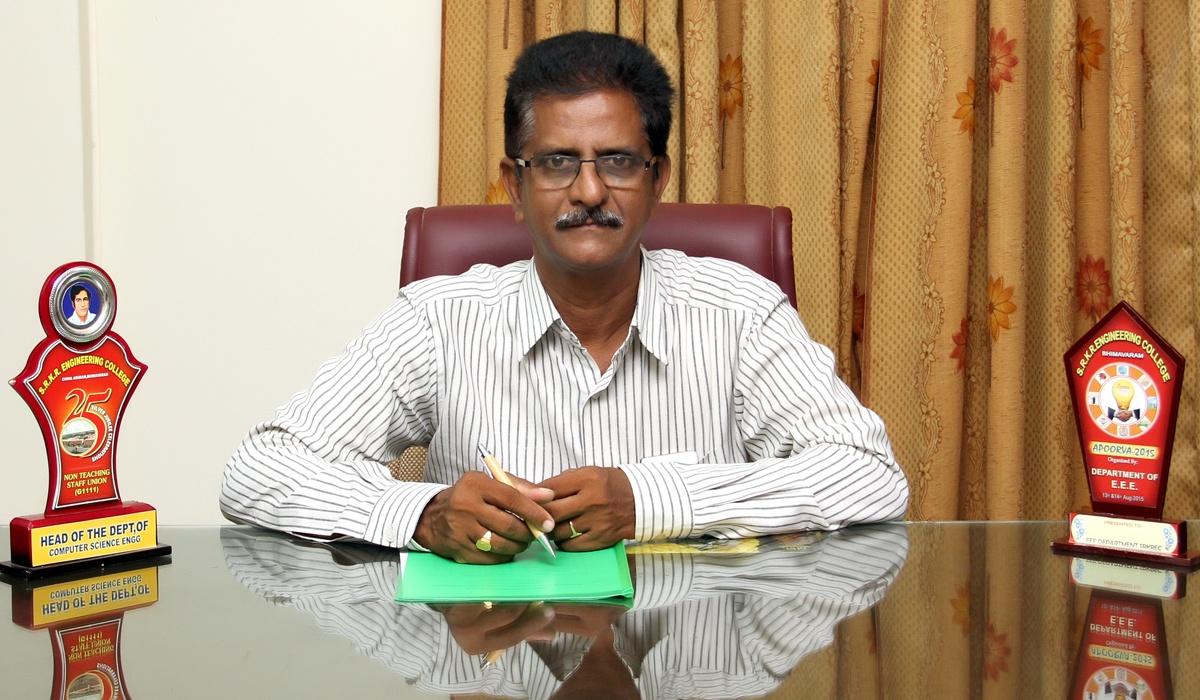 Prof. G.V. Padma Raju