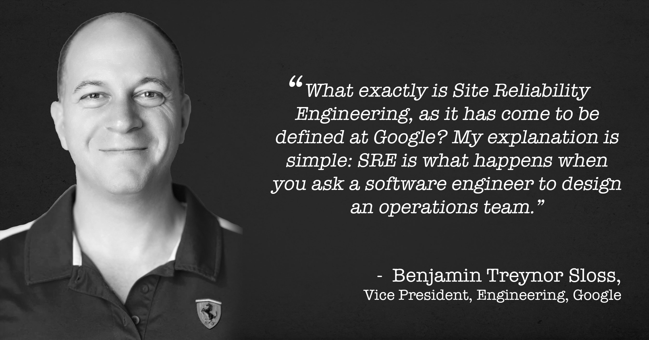 Ben Treynor on Site Reliability Engineering