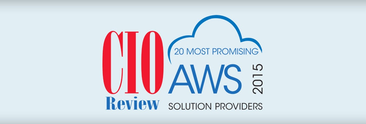 Vistara Listed Among The 20 Most Promising AWS Solution Providers