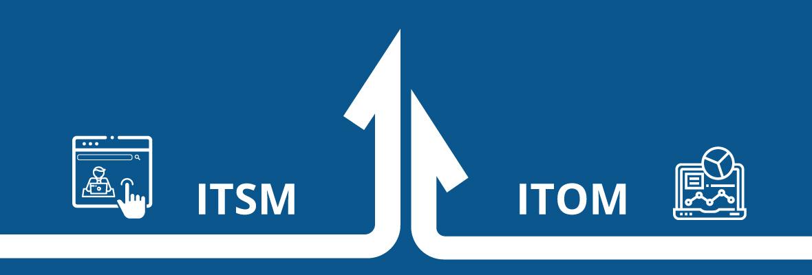 ITSMとITOMが最終的にどのように連携できるか