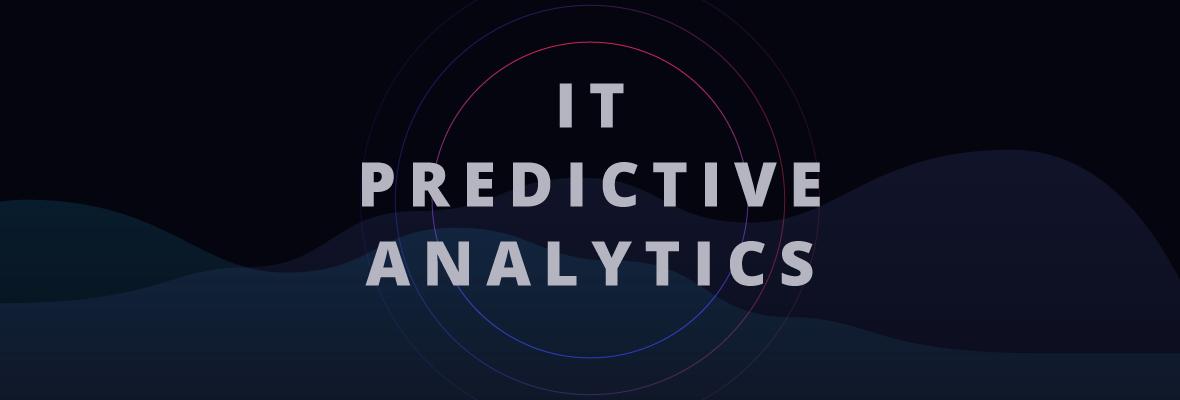 Predictive Analytics Meets IT Operations