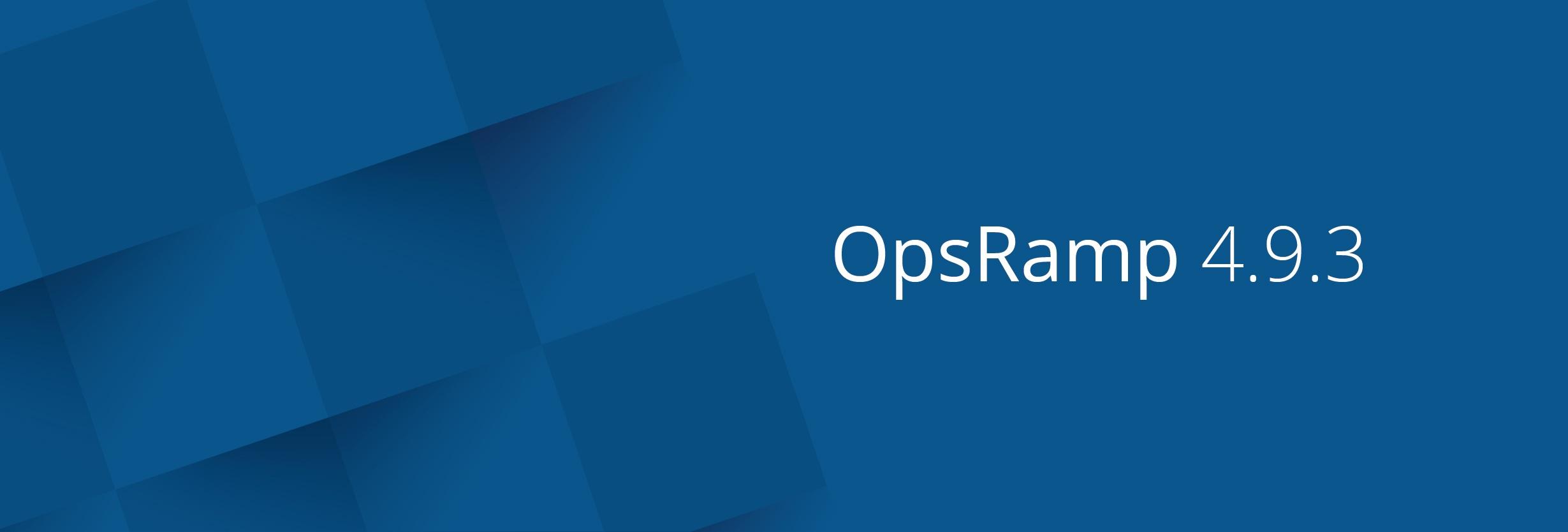 OpsRamp Platform Updates: Alert Management, RBAC, and Integrations