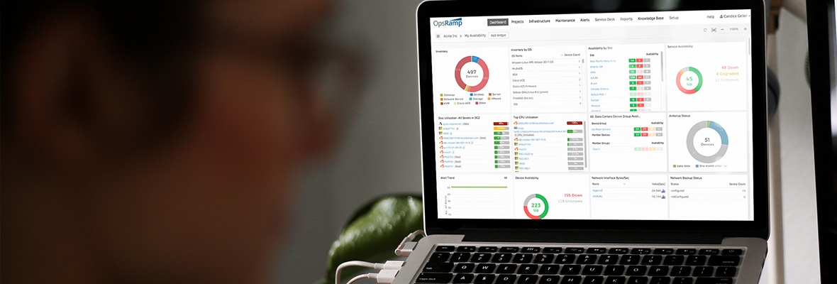 The Four Key Ingredients For Digital Experience Monitoring