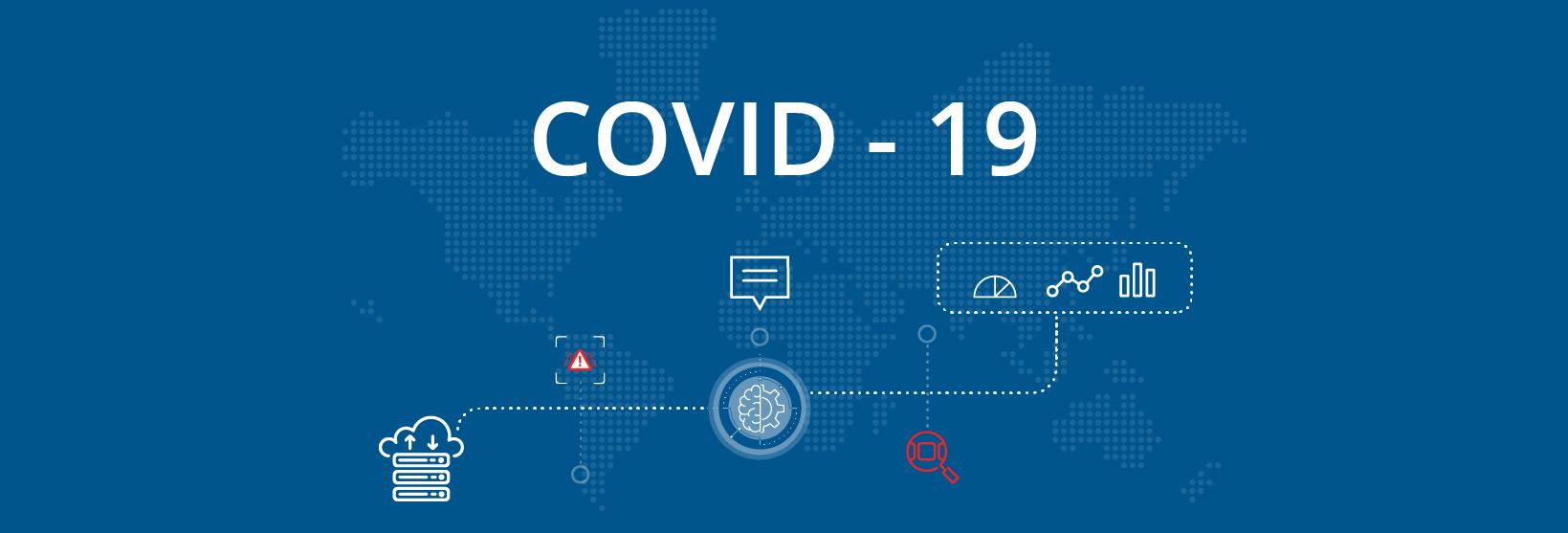 COVID-19中のOpsRampコミットメント