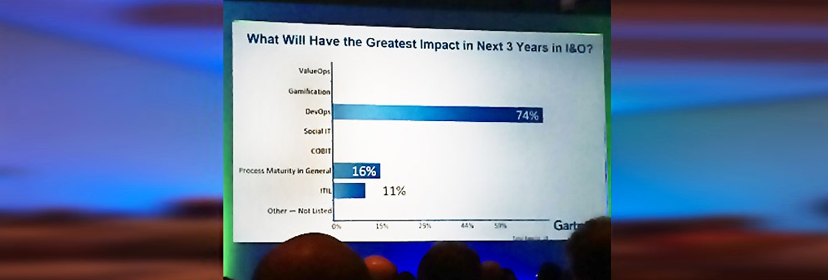 Digital Business, Agile and Bimodal Rule The Day at Gartner's I&O Summit