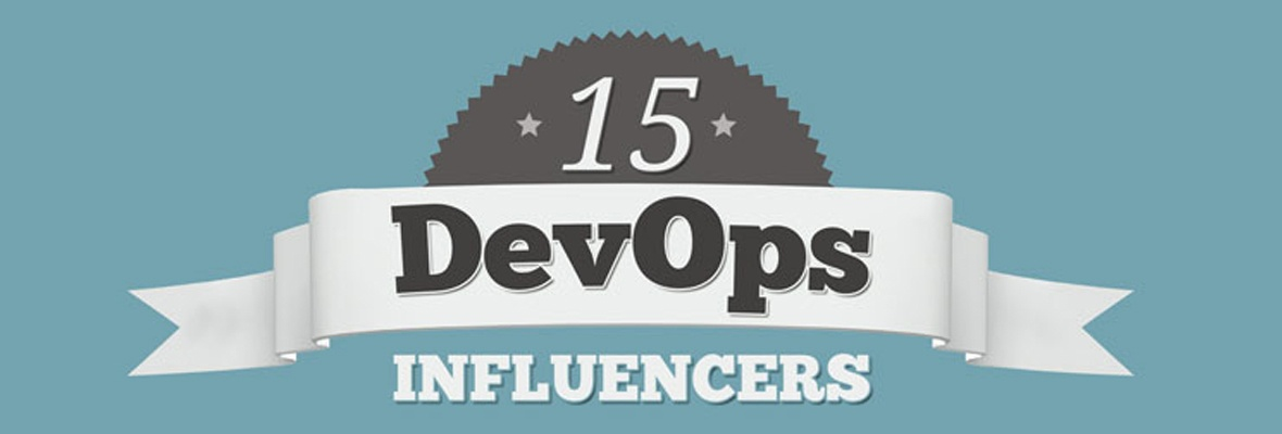 [Infographic] 15 DevOps Influencers